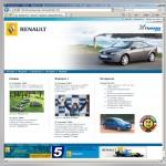 RENAULT_website
