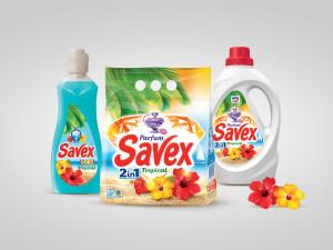 Дизайн на серия препарати Savex